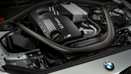 BMW M TwinPower Turbo 8-Zylinder Benzinmotor